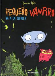pequeño vampiro